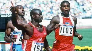 Ben Johnson | lives; running