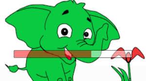 Chú voi con ở bản Đôn KARAOKE | Nhạc thiếu nhi tuyển chọn ( Phạm Tuyên ) -  YouTube