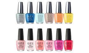 off six piece o p i nail polish set