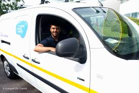 Pest Control clears the air with eco-friendly vans | Liverpool Express