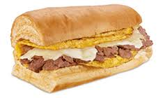 western egg and cheese subway nutrition