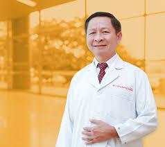 Dr. Hien Vo (Chairman of International Congress of Oral Implantologist  (ICOI) Vietnam Chapter - Nha Viet