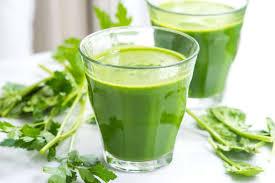 naturally sweet green detox juice