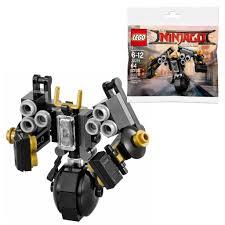 Đồ Chơi Lắp Ráp LEGO Người Máy Động Đất Mini 30379