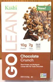 review kashi chocolate crunch cereal