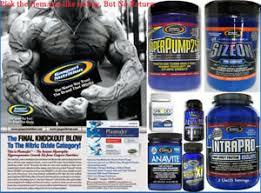 gspr pump 250 pre workout sizeon pre