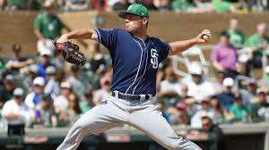 Robbie Erlin steps in, steps up as Padres' position battles stay intense -  Chicago Tribune