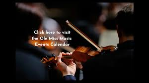 Department of Music | The University of Mississippi