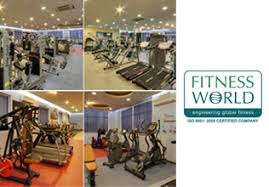 gym and fitness centers in hyderabad