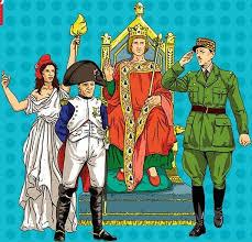 personnages de l histoire personnages