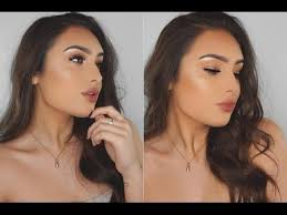 quickmakeup net natural glam makeup