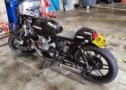 moto guzzi v50 iii cafe racer