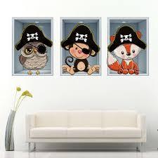 Wall Decal Vinyl Sticker Nursery Kids Pirate Skull Only Boys No Girls Z1132 Sfhs Org