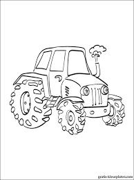 Tractor Kleurplaten Gratis Kleurplaten