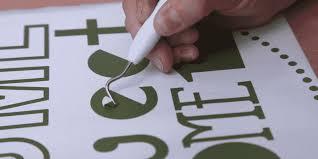 Weeding Vinyl How To Weed Vinyl Words Cut Cut Craft