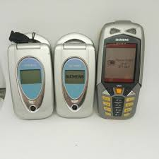 3 x Siemens M65 CFX65 Mobile Phones As ...