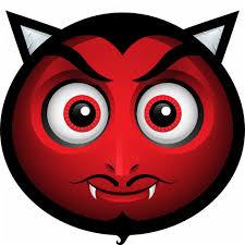 Demon, diablo, hell, lucifer, evil, vampire, devil icon