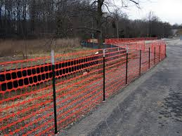 Sonco Worldwide Orange Safety Fence Image Proview