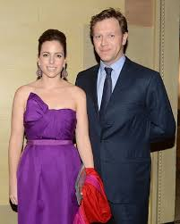 Adriana Cisneros with her husband Nick Griffin | Strapless dress formal,  Nick griffin, Fashion