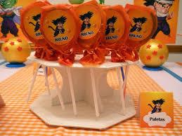 Las Mejores Fiestas Infantiles De Goku Con Ideas Para Decorar