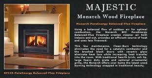 monarch wood stove sensii