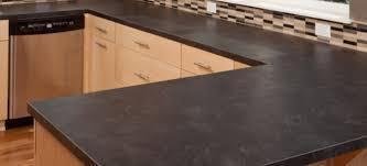 honed granite countertop