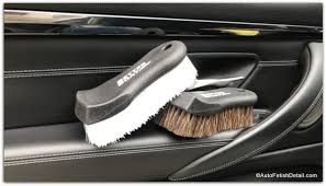 clean leather car seats with tips from