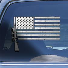 Usa Sniper Decal Sticker Sniper Rifle Window Decal American Etsy