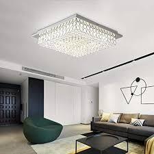 horisun minimalist crystal chandelier