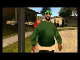 TIL Shawn Fonteno (Franklin voice) was voice acting in GTA San andreas too  : GrandTheftAutoV