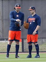 Astros' Preston Tucker cleared for baseball activities -  HoustonChronicle.com