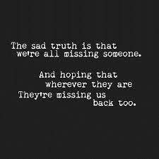 depression quotes about missing someone king tumblr
