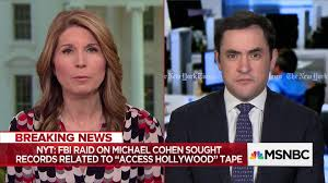 Access Hollywood' tape back in spotlight as FBI zeroes in on Michael  Cohen's role