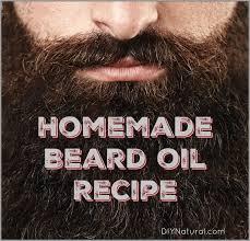 beard oil recipe homemade beard oil to