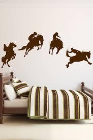 Cowboy Wall Decals Walltat