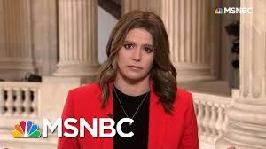 Kasie Hunt: 'This Senate Has No John McCain' | MSNBC - YouTube