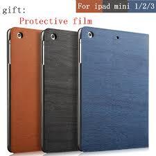 ipad mini1 mini2 mini3 pu leather stand