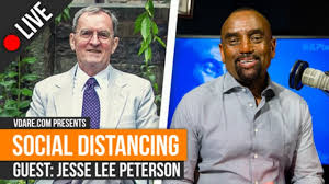 Social Distancing w/ Jesse Lee Peterson Hosted by John Derbyshire - LIVE  (7/16/2020 @3PM)