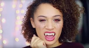 8 easy halloween makeup tutorials for