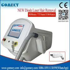 2018 best laser hair removal machine