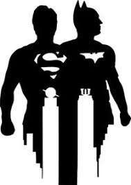 Batman Dc Dark Knight Vinyl Decal Car Truck Window Sticker Silhouette Laptop