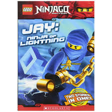 LEGO® Ninjago Book Set