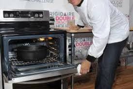how to replace an oven door on a