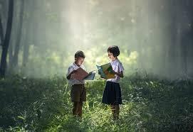 Природа помогает детям учиться | Наука и жизнь