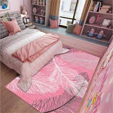 Soft Polyester Feather Style Carpets For Living Room Bedroom Kid Room Rugs Home Carpet Floor Door Mat Nordic Girls Room Area Rug Carpet Aliexpress