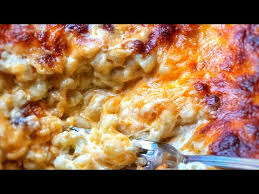 southern baked mac n cheese