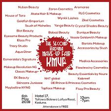 35 makeup beauty vendors to exhibit