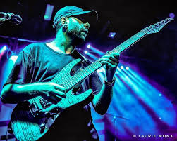 Aaron Marshall with Intervals at The Fleece in Bristol back in 2017    Marshall, World music, Music student