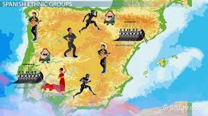 ethnic groups in spain video lesson