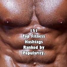 fitness hashs ranked by pority